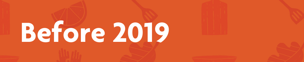 Before 2019 page header