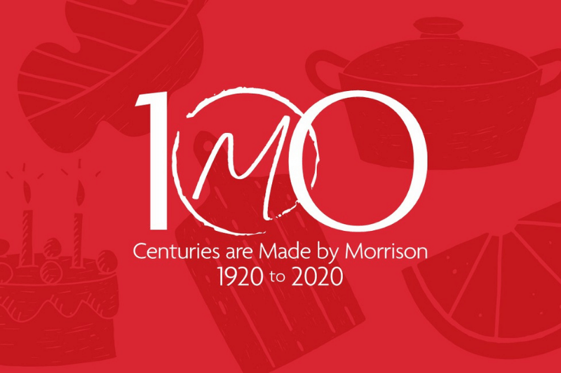 100 years of Morrison Living