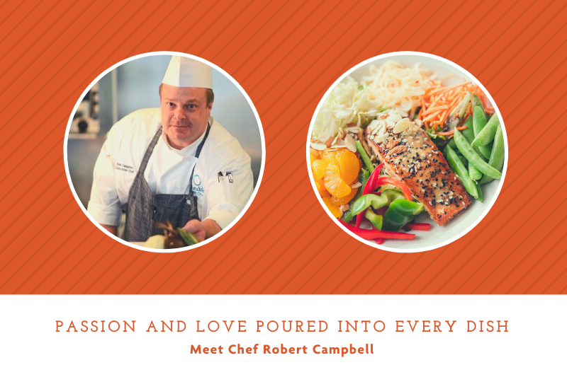 Chef Robert Campbell story