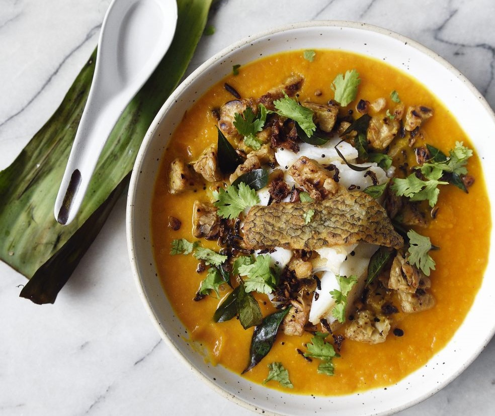 House-made soups and meats roasted in-house